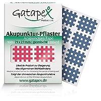 Gatapex 160 original gitterförmige Akupunkturpflaster in verschiedenen Farben, Gemischt preisvergleich bei billige-tabletten.eu