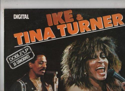 IKE & TINA TURNER REMIX 1985 DIGITAL