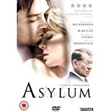 Asylum [DVD] by Natasha Richardson