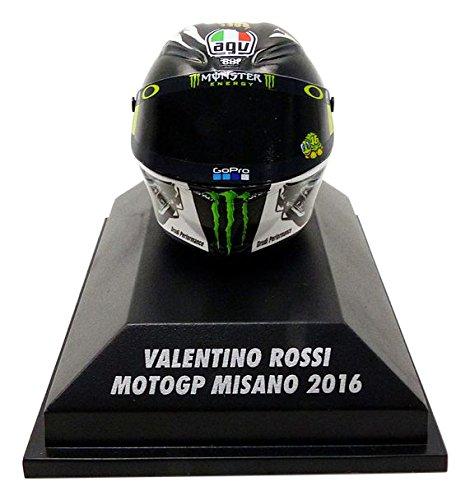 Minichamps Casco Moto Misano GP 2016V. Rossi AGV