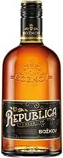 Rum Bozkov Republica Exclusive 0,5l (1 x 0,5 Liter)