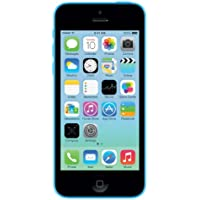 "Apple iPhone 5C - Smartphone libre iOS (pantalla 4"", cámara 8 Mp, 16 GB, Dual-Core 1.3 GHz, 1 GB RAM), azul"