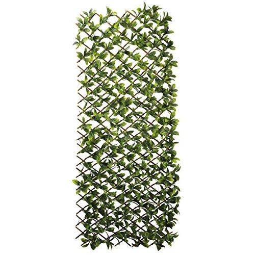 Künstliche Zitrone Blatt Expansion-Gitter (180cm x 60cm) von Smart Garten -