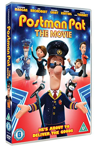 Image of Postman Pat: The Movie [DVD]