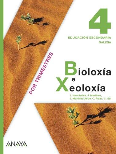 Bioloxía e Xeoloxía 4. - 9788467826036