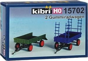 Kibri - Vehículo para modelismo ferroviario H0 Escala 1:87 (15702)
