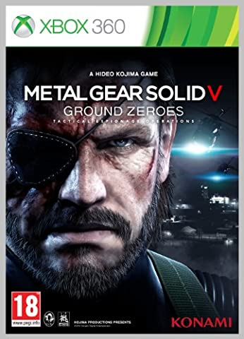 Metal Gear Solid V : Ground Zeroes [import anglais]