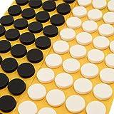 CD Dischetti Adesivi | CD haltepunkt fissaggio | Bianco o Nero | 80o 1000pezzi | 16mm diametro | 4mm altezza | punti adesivi per il fissaggio di CD/DVD/BLU RAY/