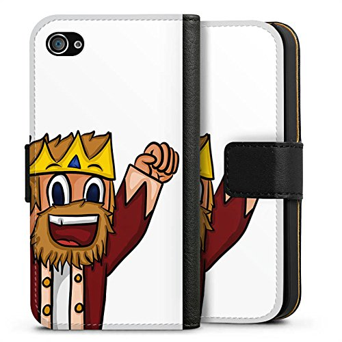Apple iPhone X Silikon Hülle Case Schutzhülle MrMoregames Fanartikel Merchandise Youtuber Sideflip Tasche schwarz