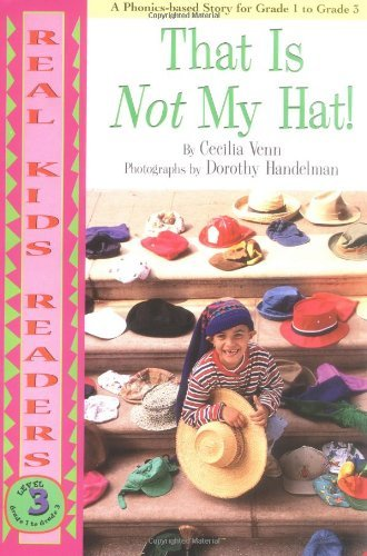 That Is Not My Hat (Real Kid Readers: Level 3) by Cecilia Venn (1998-04-01)