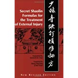 Shaolin Secret Formulas for the Treatment of External Injury