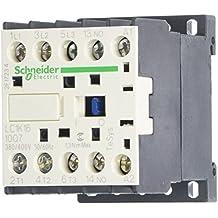 Schneider lc1K1610q716A tesys 3P AC3AC contactor bobina K, 380V, color blanco
