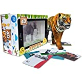 Aurodo Pocket Zoo 4D Educational Toys For Kids - 32 Augmented Reality Animal Toys (Age 2-10 years)