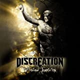 Withstand Temptation by Discreation [Music CD]