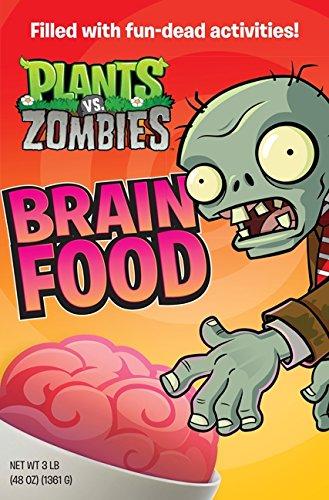 Plants vs. Zombies: Brain Food por Brandon T. Snider