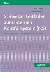Schweizer Leitfaden zum internen Kontrollsystem (I