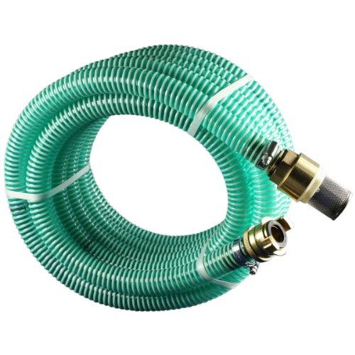 Sanifri-470010049-Set-de-tubo-de-aspiracin-tubo-en-espiral-vlvula-de-pie-de-acero-inoxidable-acoplamiento-de-aspiracin-premontado-1-7m-Importado-de-Alemania
