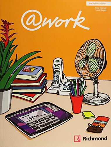 @WORK 2 STUDENT'S BOOK PRE-INTERMEDIATE [B1] - 9788466813631
