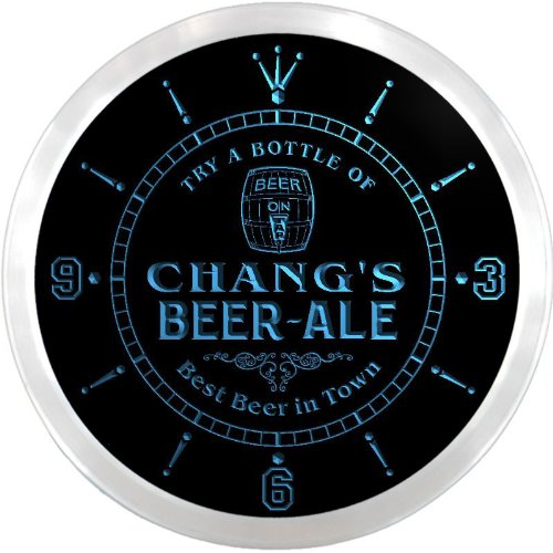 ncpn0949-b-changs-best-beer-ale-in-town-bar-pub-led-neon-sign-wall-clock