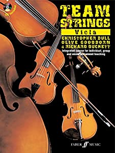 Team Strings: Viola (Team Strings) (with Free Audio CD)