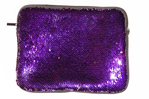 ablet Fall Passt die meisten 25,7cm ausgeschnittenem zweifarbig violett und rosa Tragegurt enthalten ()