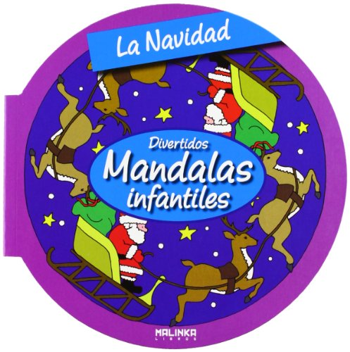 La navidad (Mandalas infantiles)
