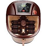 AMYMGLL Bañera de pie multifuncional 8811A barril de pie de burbuja eléctrica Lavado automático de pie tratamiento de pies lavabo una clave para iniciar el control remoto inalámbrico