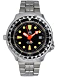 Professionall diver watch with Japan automatic movement sapphire glass helium velve WR1000m T79M