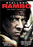 Rambo (Full Screen Edition) by Sylvester Stallone