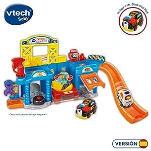 VTech- Taller de Reparaciones de Los Tuttut Bólidos, Multicolor, única (3480-164822)