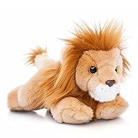 Aurora World Luv to Cuddle Lion Plush Toy (Light Brown)