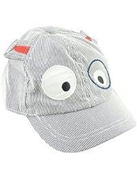Gorra de béisbol para bebés y niños de 3 a 15 meses con ojos de Googley cb94647091a
