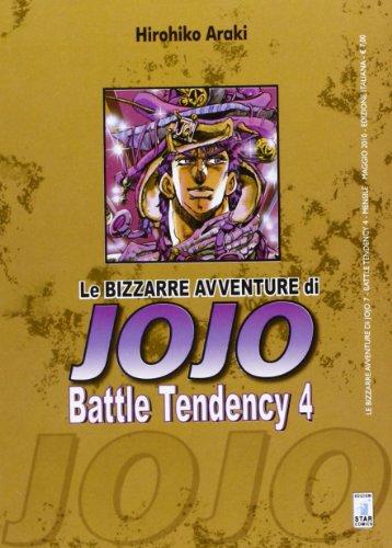 Download Le bizzarre avventure di Jojo. Battle tendency: 4