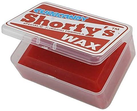 shorty' S shwax002Wachs Skateboard-Unisex Erwachsene,