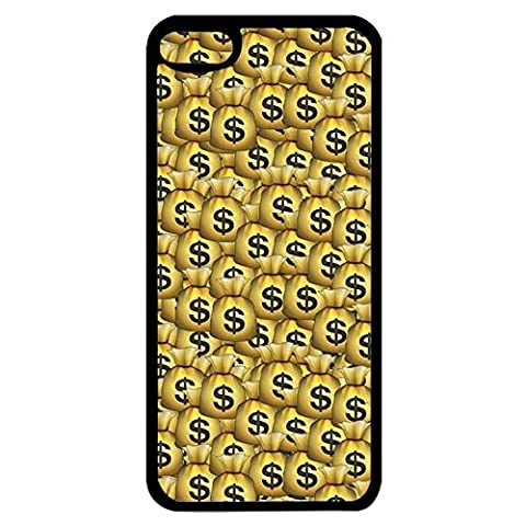 Emoji Ipod Touch 6th Generation Case Dollar Sign Design Emoji Phone Case Cover for Ipod Touch 6th Generation Emoticons Cool