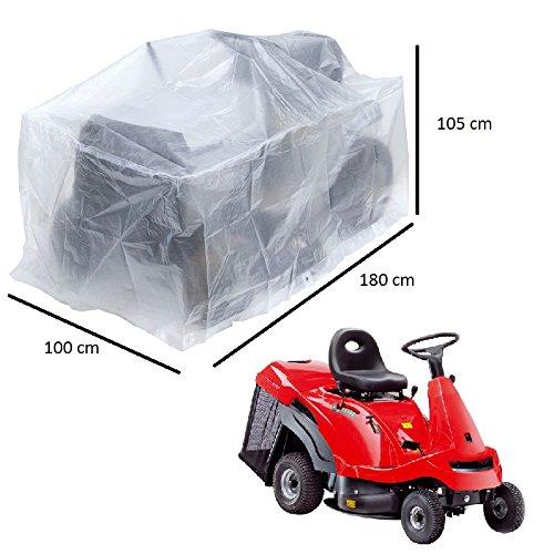 Bâche de protection pour grandes tondeuse ou petits tracteurs, 180x 100x H 105cm