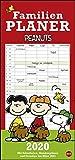 Peanuts Familienplaner Kalender 2020