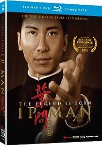 Legend Is Born: Ip Man [Blu-ray] [US Import]