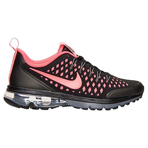 Nike Air Max Supremerunning Chaussures 06 060 Black Infrared Dark Grey