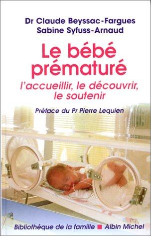 Le bébé prématuré