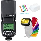 Godox TT685 TT685N Flash Speedlite High-Speed Sync External TTL For Nikon D80 D90 D7100 D5100 D5200 D3100 D3200 + HuiHuang free gift