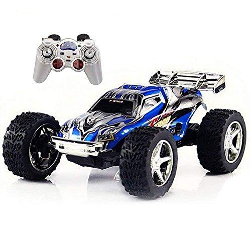 YUHT RC Autos Elektrisches Ferngesteuertes Spielzeugs, Ferngesteuertes Auto, Elektro Racing Truck High Speed Ferngesteuertes Auto Rock Crawler für Kinder und Erwachsene