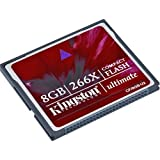 Kingston CF/8 GB-U 2 Flash-Speicherkarte 8 GB USB 2.0