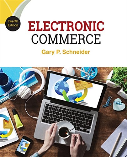 Pdf Download Electronic Commerce Full Page By Gary Schneider