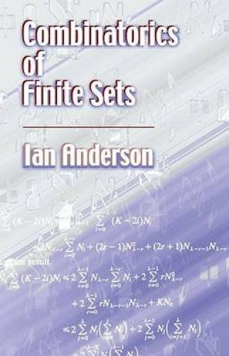 Combination of Finite Sets (Dover Books on Mathematics)