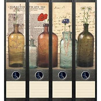 File Art 4 Design Ordner-Etiketten Da Vinci..................................071