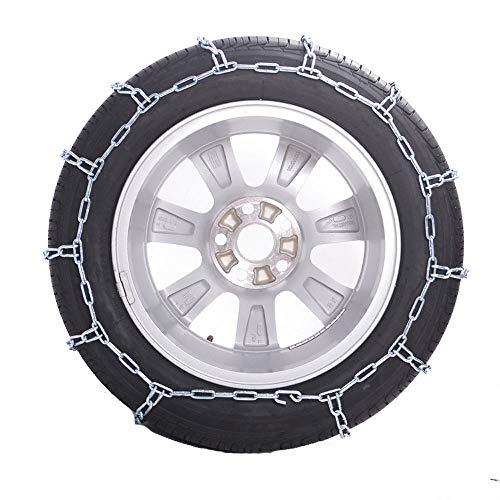Mrtie Chaîne antidérapante de pneu de voiture chaîne antidérapante de ski