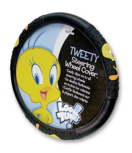 looney-tunes-tweety-lenkradschoner-auto-lenkradbezug-aus-usa