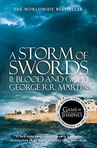Used, A Storm of Swords: Part 2 Blood and Gold (A Song of for sale  Delivered anywhere in UK