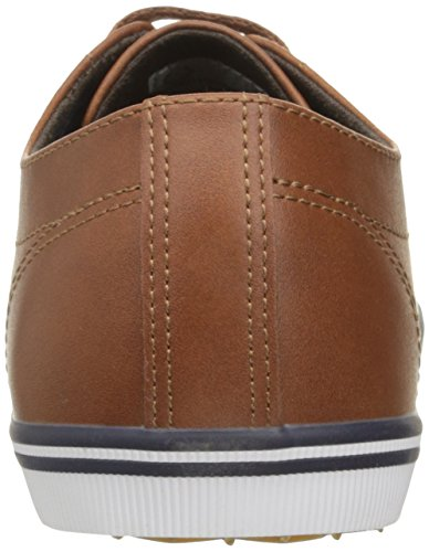 Fred Perry Chaussures KINGSTON CUIR - Marron Marron